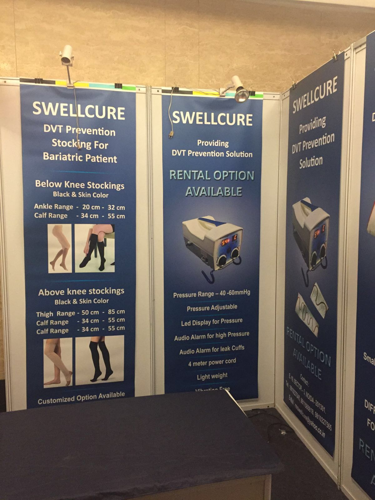 Exhibition Stall Posters : Exhibitions stall poster and banner printing in delhi design